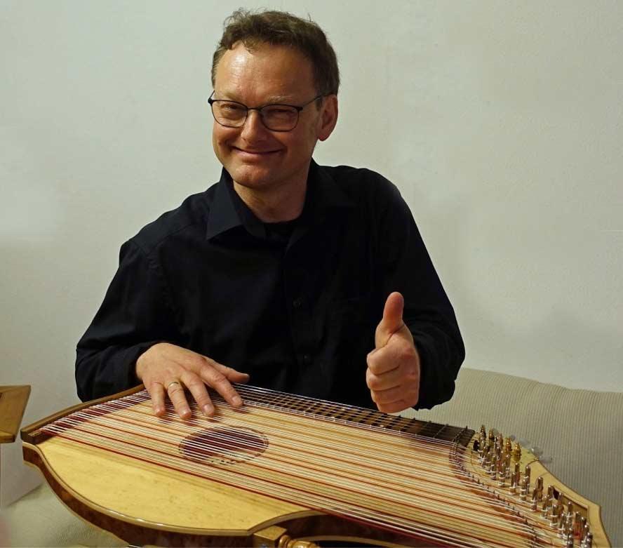 Zither lernen mit Andreas Gsöllpointner